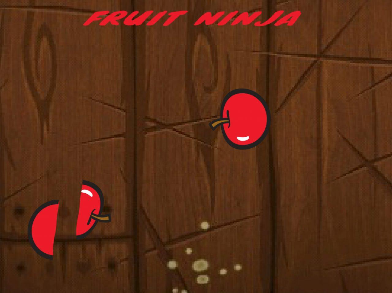 Game – Fruit Ninja karya Gheitsa Naura Zakira