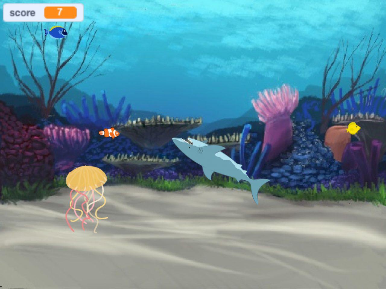 Game – Ikan Makan Ikan karya Shalahuddin Saif Alfatih