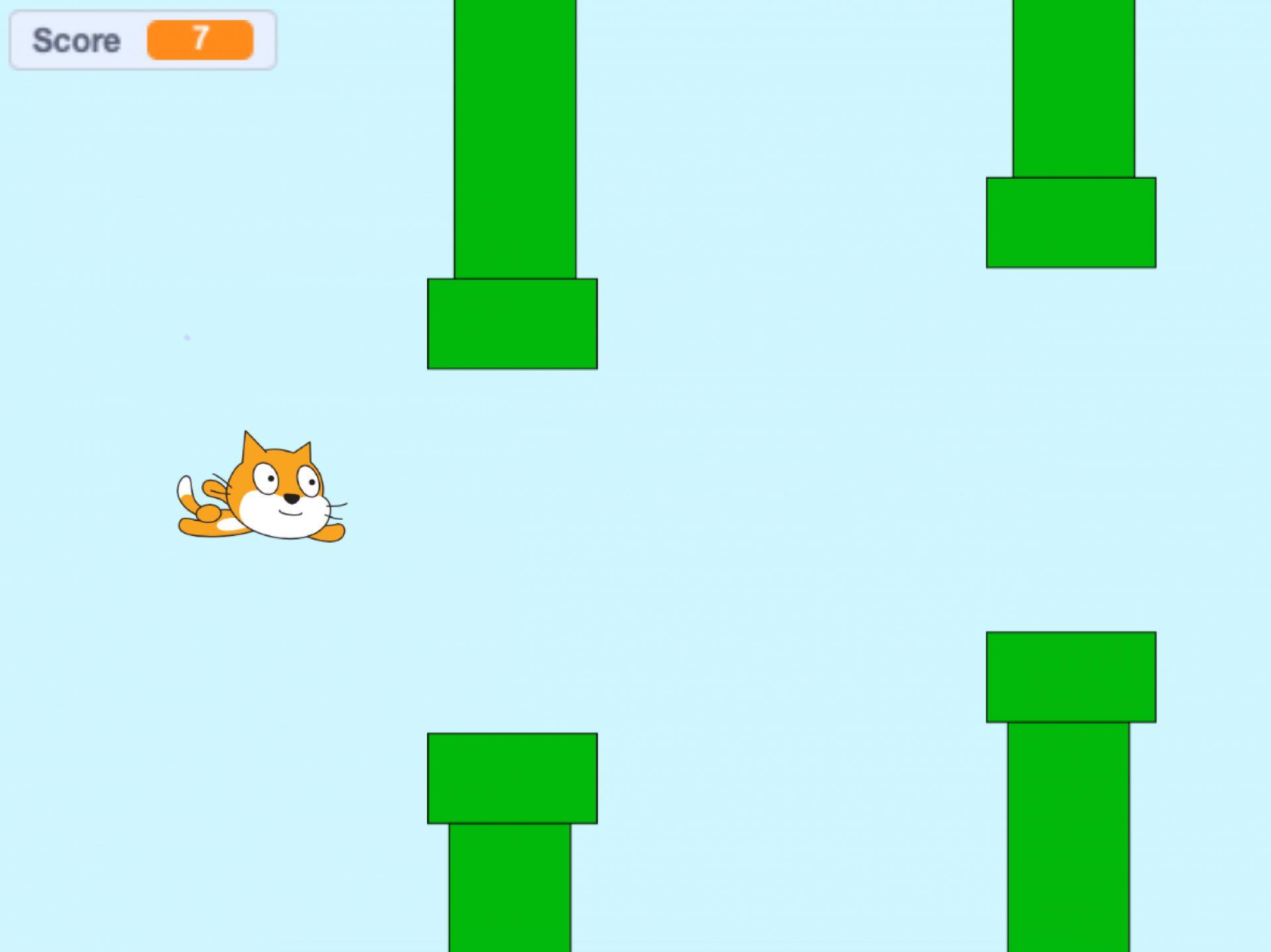 Game – Kucing Terbang karya Faiz Althaf Azkiya Krisna